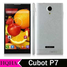 "Original Cubot P7 WCDMA 5"" Android 4.2 MTK6582 quad core 5mp Dual Sim WCDMA 3G Cell phone"
