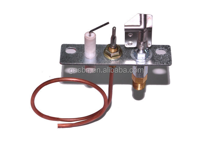 B880302 Quality Gas Fireplace Parts ODS Pilot Burner