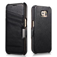 Wallet Leather Case,Flip Mobile Phone Cover,Cell Phone Cases For Samsung Galaxy S6