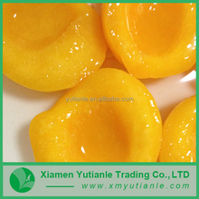 Wholesale low price high quality diced peach in plastic cup