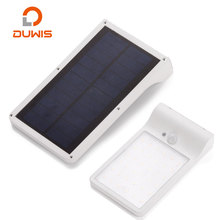 450 lumen LED wall motion solar lamp with sensor