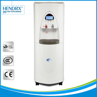 2016 popular hot cold touch screen water dispenser
