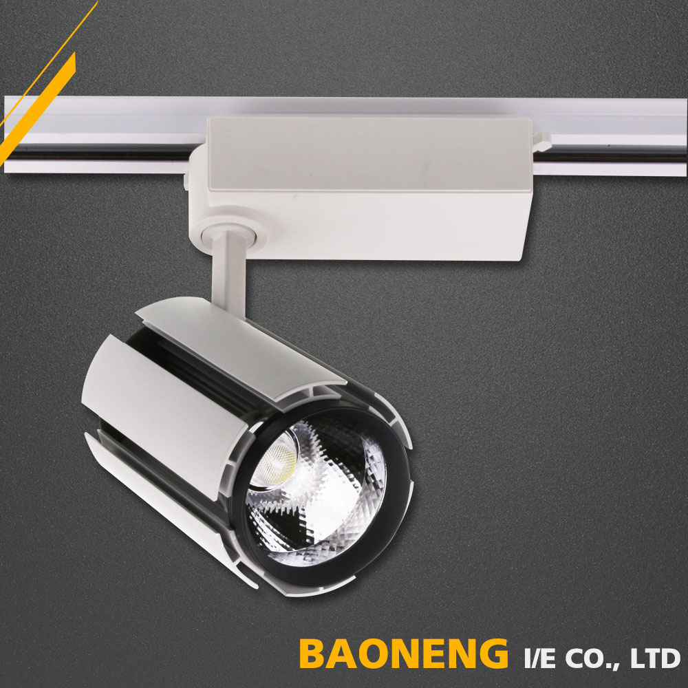 Gold Supplier Factory Price Durable 20W LED Track Light For Shop