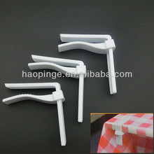 Table skirting clips/table cloth weights/table weights clips