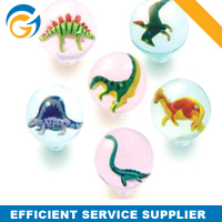 Promotional Gift for Kids 3D Figure Dinosaur Bouncing Ball