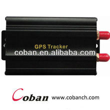 Web Tracking,PC Tracking and Mobile Phone Tracking Vehicle Tracker GPS 103