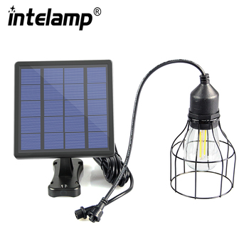 solar garden light Portable Solar LED Light Bulb Emergency Lamp for Outdoor, Indoor, Camping, Power Outage