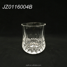 Wholesale factory price 200ml crystal clear glass tumbler, glass drinking cup for restaurant&home