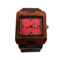 Factory Direct & Best Price Fashion Wrist Watch Wholesale Custom Luxury Wood Watch