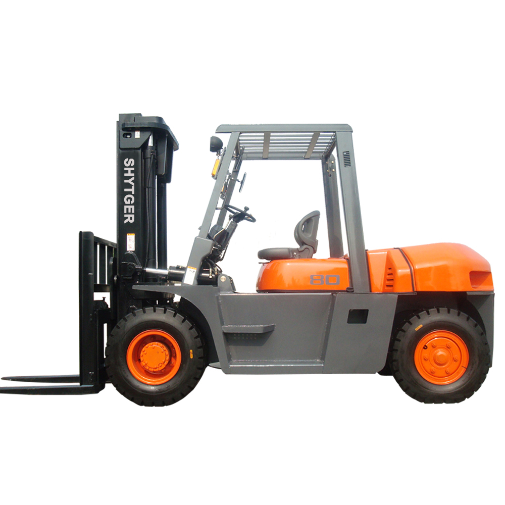 20 ton hydraulic diesel forklift on sale China New Forklift with Cotton Bale Clamp Triple Mast