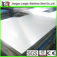 SGS Certification and 300 Series Grade stainless steel sheet material