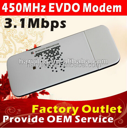 EVDO 450Mhz Rev A 32GB USB Dongle Modem