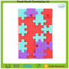 Coloful jigsaw style promotional school notebook cover in A6 size