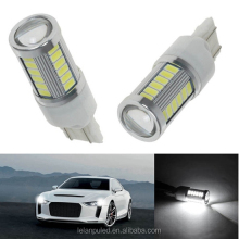 12V T20 7440 7443 5630 33smd Car LED Barke Turn Signal Parking Light