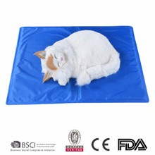 pet dog cat ice cooling mat for dog house kennel