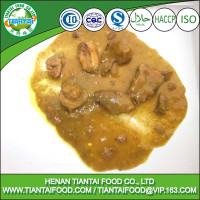 turkish food products halal canned curry chicken