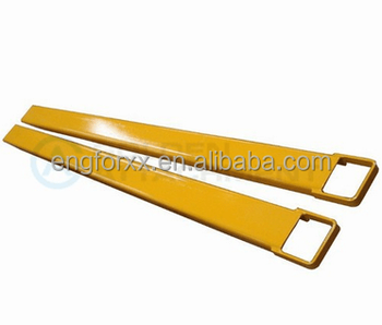 long reach forks extension forklift attachment forks extension forks extension with locking pins
