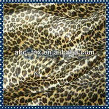 Hot Sell Polyester Animal Print Faux Fur Velboa Fabric
