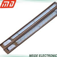 Wholesale price 32W 5630 smd led rigid strip, hard led strip with driver