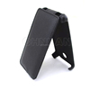 Cell phone accessories thermoforming leather flip cover for FLY IQ 449 heat pressing pu leather case