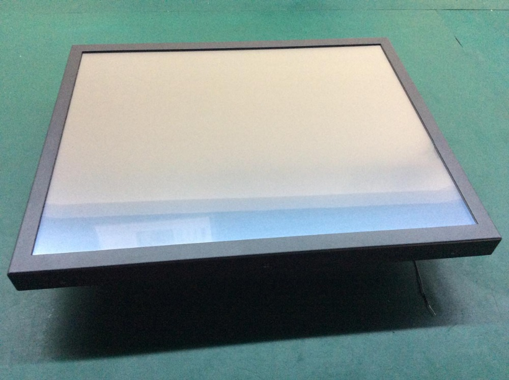 Industrial 19 inch all in one touch screen panel pc 1037 with fan 128G SSD