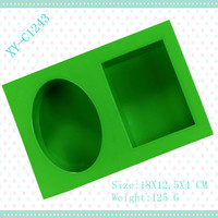 New design ningbo soap molds silicone kitchenware Eco-friendly material XY-C1243 silicone handmade moulds silicone rubber mold