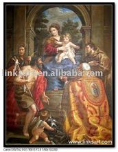 World Famous High Quality Religious Painting Handmade Oil Painting