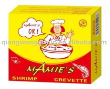 halal stock cube shrimp,chicken,beef flavour