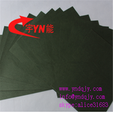 High voltage electrical insulation 6520 composite material paper brown colour flexible laminate sheet