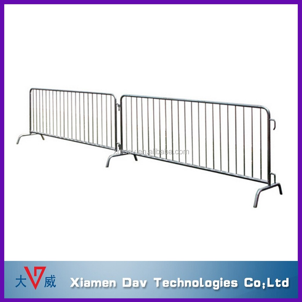 galvanized steel crash road barrier