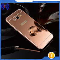 2016 Wholesale Fashion Smart Metal Mirror Mobile Phone Case For Iphone 5,Aluminum Cell Phone Case For Iphone 5