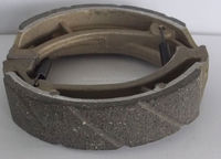 China motorcycle brake shoe manufacturers/shoe brake for motorcycle/motorcycle brake shoe bajaj pulsar