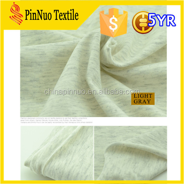 cheap 60 cotton 40 modal jersey fabric