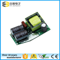 13-20w 100/240Vac 36-65V 320mA 88% Efficiency PF0.85 led power supply