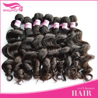 Fast delivery wholesale brazilian remy hair brand names