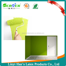 Enper Top quality stain&dirt resistance white brush exterior water based exterior wall paint