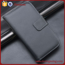 2015 New arrival wallet leather case cover for Samsung Galaxy Trend Lite S7390 with card holder