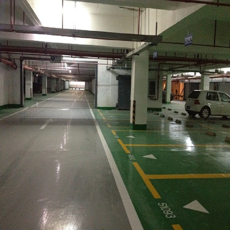 Wear Well Epoxy Floor Painting Flexible Epoxy Resin and Hardener Quartz for Garage