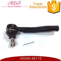 strong price right tie rod end for TOYOTA:COROLLA OEM:45046-49115