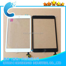 For ipad mini touch screen with home button and touch ic For ipad mini digitizer