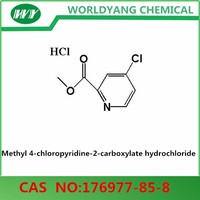 Methyl 4-chloropyridine-2-carboxylate hydrochloride 176977-85-8