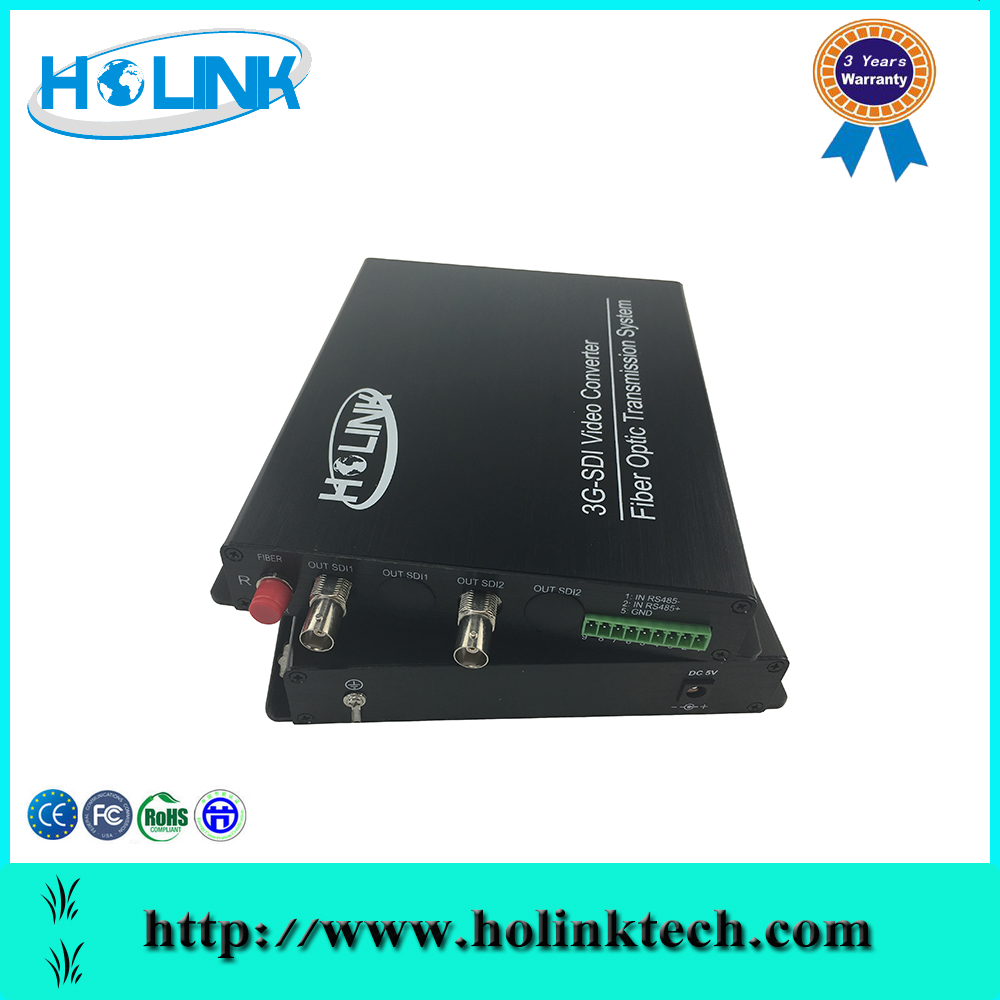 CCTV Accessories Video Converte SDI with audio Video Converter Fiber Optical Converter Single Mode