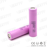 Japan made NCR18650CH 2250mah 18650 lithium ion battery 3.7V ncr18650ch 2250mah 10a 18650 li ion battery