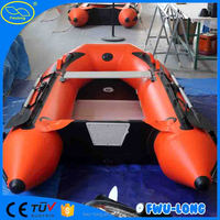 Factory Price Top Quality north pak inflatable boat With CE Certificate 4 Meters