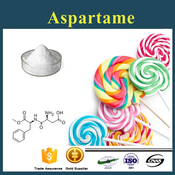 L-aspartyl-L-phenylalanine methyl ester CAS 22839-47-0 Price Aspartame <strong>powder</strong>