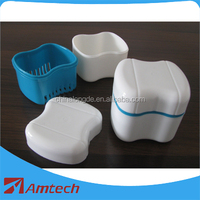 Promotion! Strong Plastic AMD-37 Denture storage box