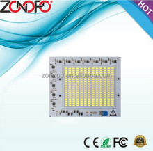 100w long life smd 5730 high power no need driver flood light ac module ac engine led pcb