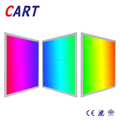 multi color dimmalbe RGB led panel light 620*620