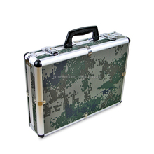 Military Quality Aluminum Tool Set Kit Knife Case Extrusion Case With Foam Padding MLD-AC3528