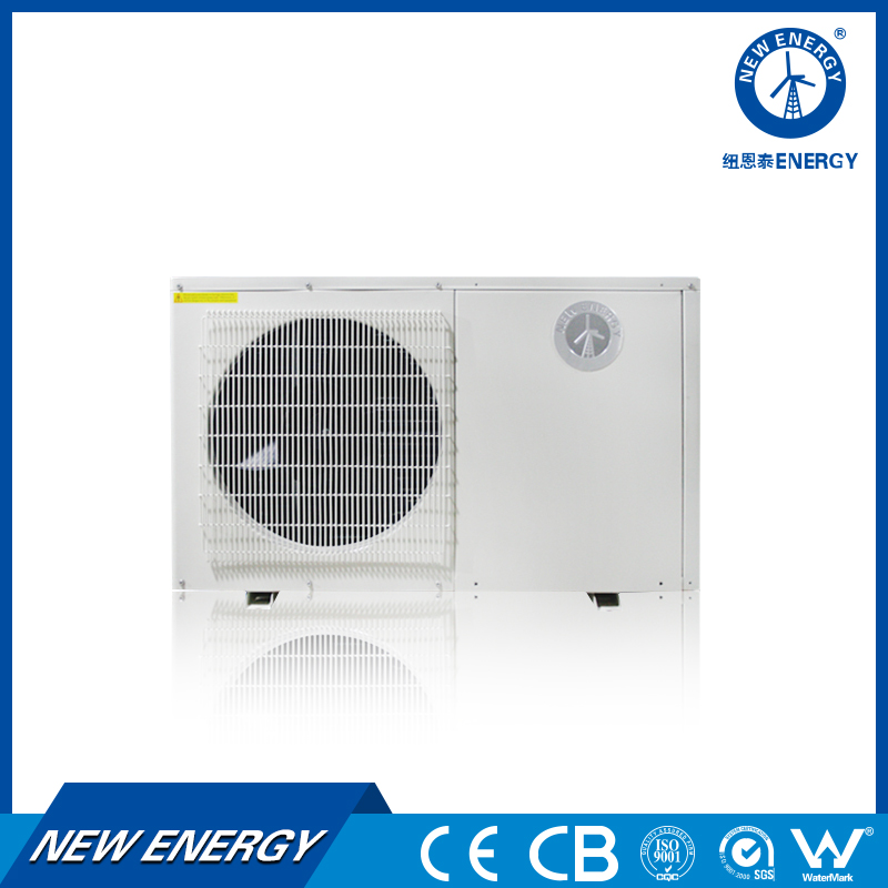 New Energy titanium tube swimming pool heat pump with CE certification